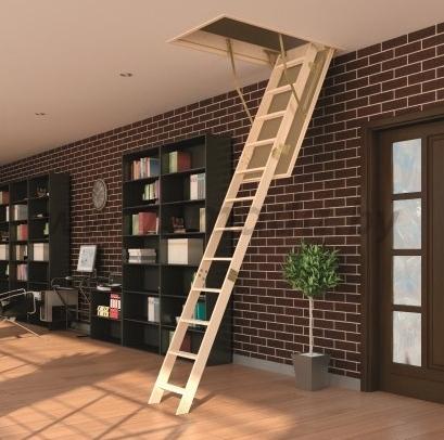 ООО 171 Имада 187 Складные чердачные лестницы